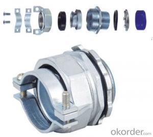 Connector (DPJ Type) Zinc Alloy Aluminum alloy