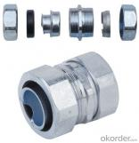 Ferrule Pipe End Compression Fitting (DGJ-1) Zinc Alloy Aluminum alloy