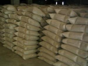 refractory grade calcium aluminate high alumina cement price