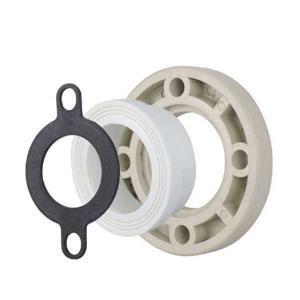 High   Quality    Flange set PPR Plastic Gasket seal