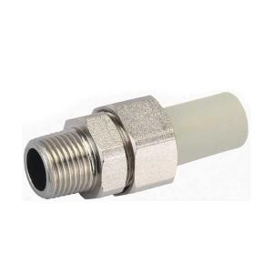 High   Quality  Long male threaded union