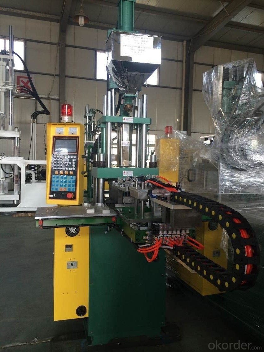 Dental floss injection molding machine car windows on the sealing strip