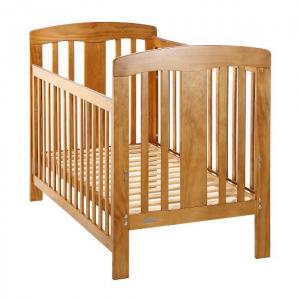 Pearl  hot sale Soild Wooden Baby Cribs Baby Beds