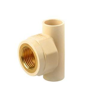 High  Quality  female tee brass threaded