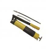 Manual Pump Grease Gun Lever Action Mechanic DIY Service Hand Tools