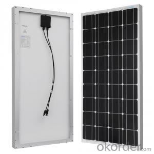 High Efficiency A Grade Poly Solar Panel 160w Tire One Modules