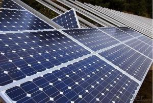 High Efficiency Poly Solar Panel 80w CE TUV UL Approvied