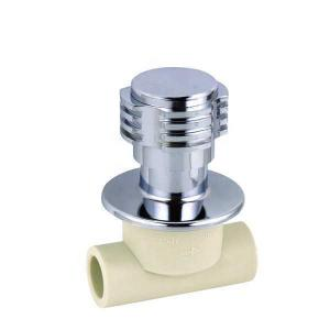 High Quality PP-R concealed porcelain core valve