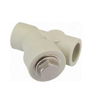 PP-RC  plastic pipe fittings filter B Type