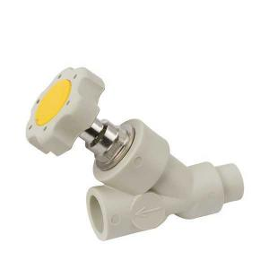 High  Quality  Y  type  stop  valve-male