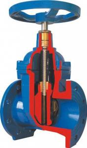 Gate Valve DIN3352-F5 Resilient Seated Good Price