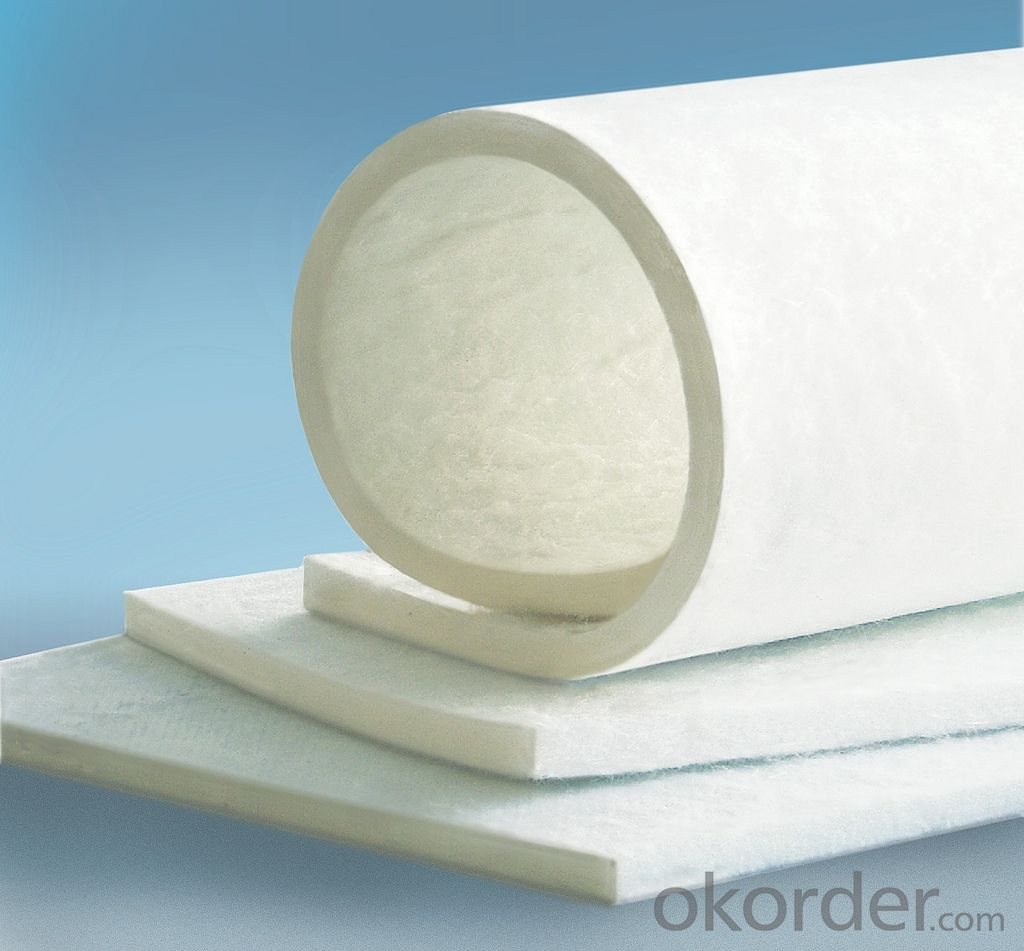 Aerogel Insulation Blanket Saving Material and Space New Design Fire Protection