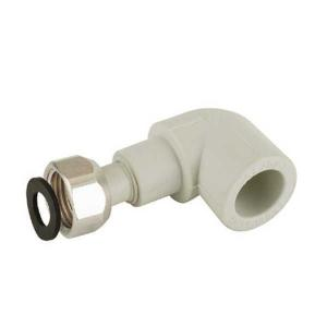 High   Quality   Elbow 90 -plastic threaded union