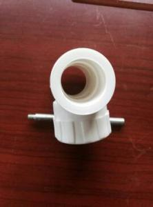 PPR Female Tee Plastic Pipe Fitting Connecting Civil Construction Industrial Agricultural PE Pipes