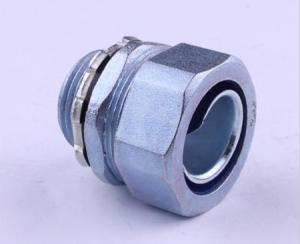 MALE FLEXIBLE CONDUIT CONNEXTOR-ZIN,Watertight Connectors,