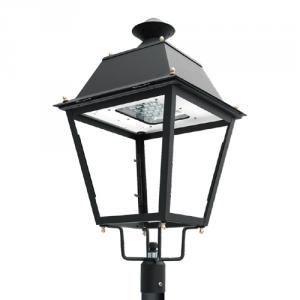 PP reflector by chrome street light T-75MNLED