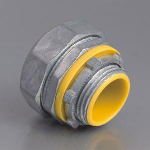 LIQUID TIGHT CONNECTOR-ZINC.connecting EMT conduit / IMC conduit