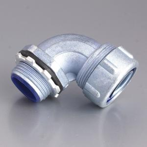 PLUM TYPE  FLEXIBLE CODNUIT CONNECTOR-ZINC