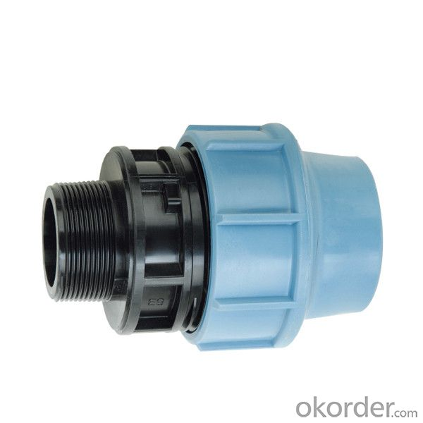 High Quality   Male  adaptor   Male  adaptor