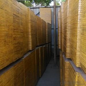 ZNSJ Good quality hollow brick bamboo pallet low price