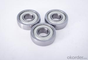 609ZZ of ball bearing,deep groove ball bearing