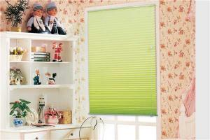 25mm Up and Down Pleated Blind For Home And Office