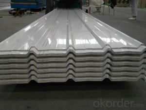 Corrugated Aluminum Plate in Different Corrugation Profiles