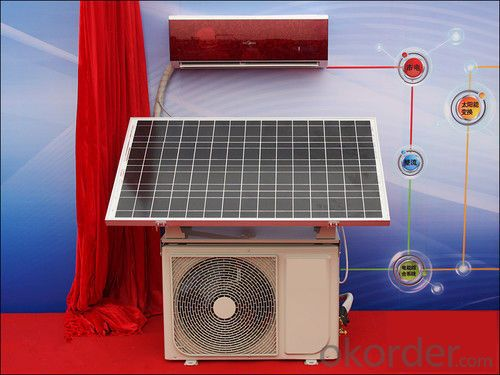 Solar Air Conditioner KFR-35GW/COOL/WARM