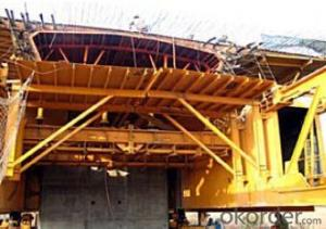 Bridge Tunnel Formwork System for Building Construction