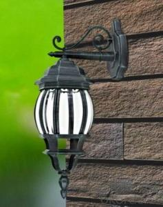 Bevelled Glass Diffuser E27 60W Outdoor Garden Light