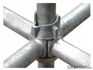 Heavy Duty Cuplock Scaffold for Construction
