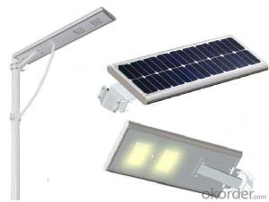 All in One Solar Garden Light 8W