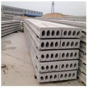 Pre - stressed Concrete HC Slabs Extrusion Machine