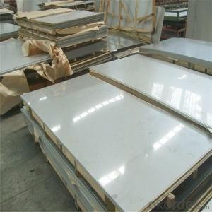 1.5mm 4X8 Hard Stainless Steel Sheets 201