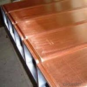 Square copper mould tubes/copper mould tube