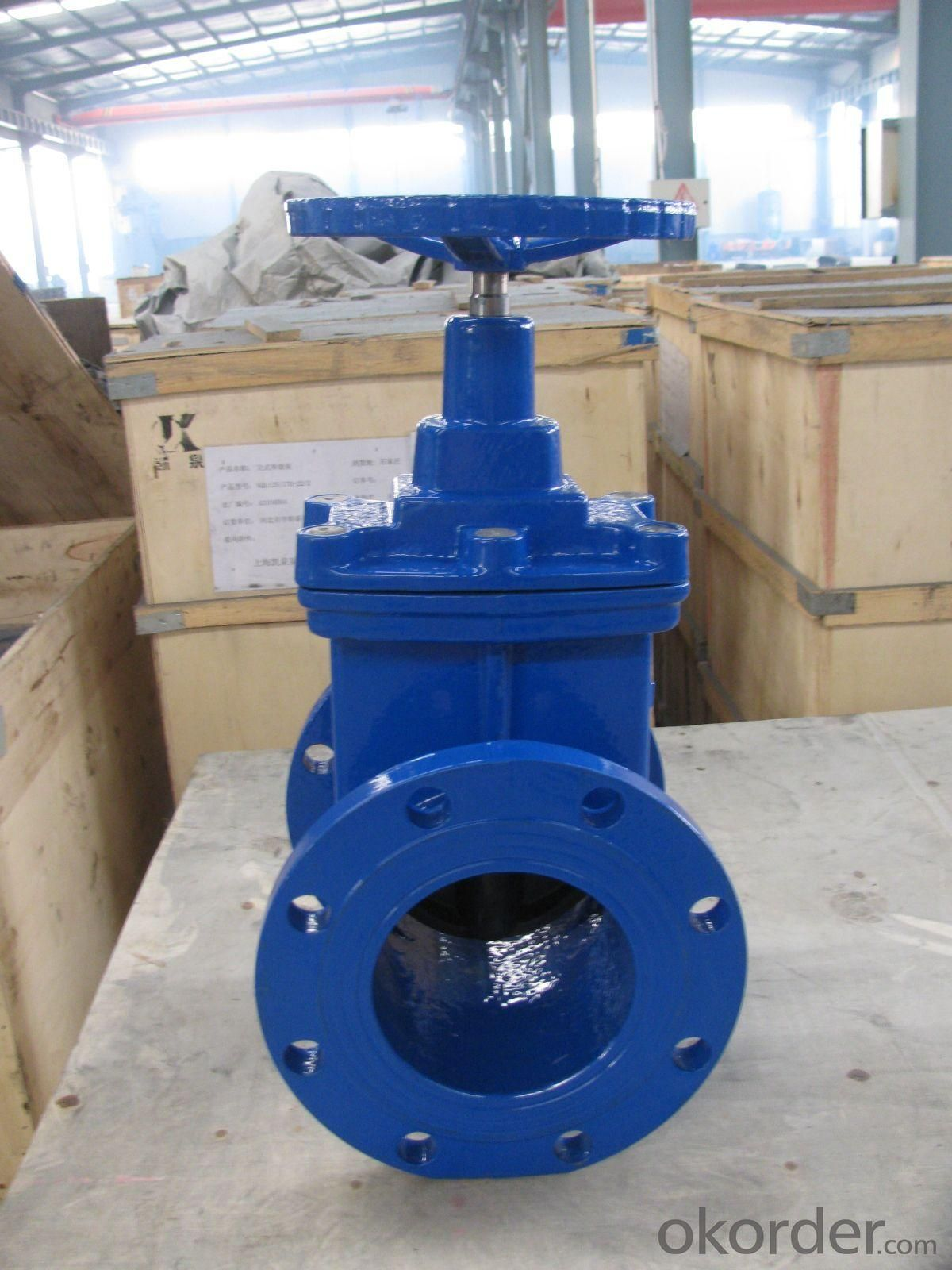 Gate Valve of Water System Supply on Sale