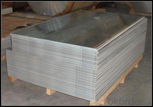 Mill Finish Aluminium Sheet Alloy AA1050 for Curtain Wall