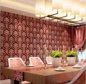 Home Wallpaper PVC Wallpaper Non-woven Wallpaper Wallpaper Decor