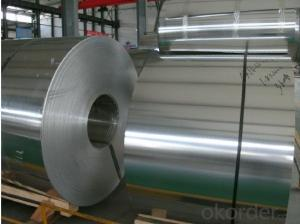 AA3104 Aluminium Coils for Can Body Stock Package