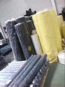 Fiberglass Insect Screen Mesh with Advanced Equipment