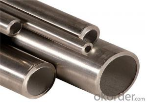 201 Stainless Steel Galvanized Steel Pipe