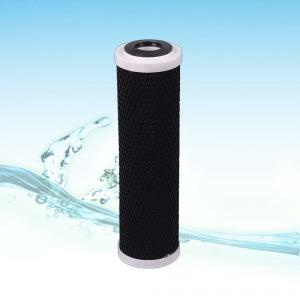 CTO activated carbon rod filter cartridge