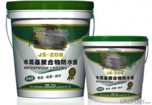 Cement-based Osmotic Crystallization Waterproofing Coating
