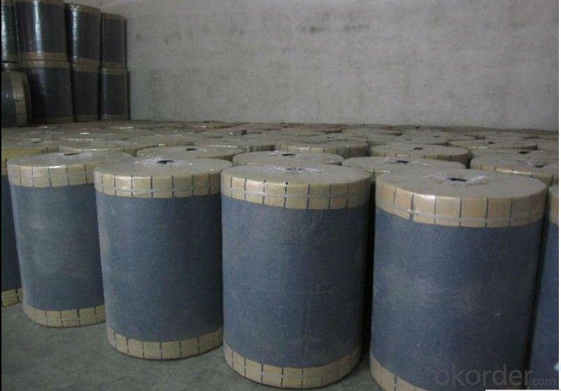 Compound Base for Bitumen Waterproofing Membrane