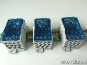 Unizen Large AMP Distribution Terminal Blocks