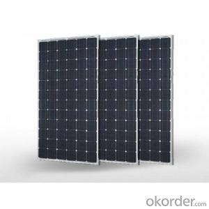 Solar Panel Solar Product High Quality New Energy W02