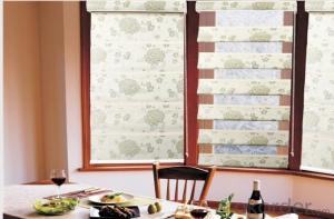 Graceful Home Decor Water Proof Vertical Blind Fabric