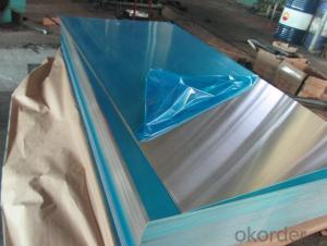 coated aluminium coil AA3003-H16, 0.62mm thickness