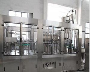 Carbonated soft drink production machinery