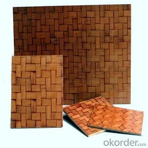 ZNSJ bamboo-wood composite container flooring price list
